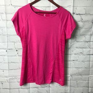 Energy Zone pink running t-shirt
